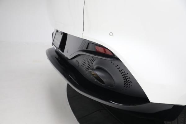 New 2021 Aston Martin DBX for sale $210,386 at Alfa Romeo of Greenwich in Greenwich CT 06830 28