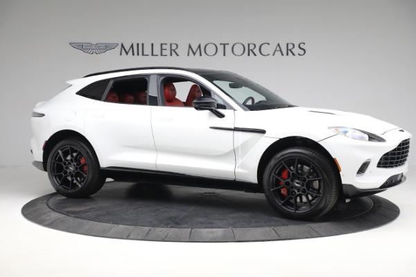 New 2021 Aston Martin DBX for sale $210,386 at Alfa Romeo of Greenwich in Greenwich CT 06830 9