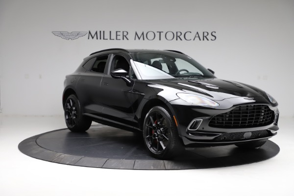 New 2021 Aston Martin DBX for sale $206,286 at Alfa Romeo of Greenwich in Greenwich CT 06830 10