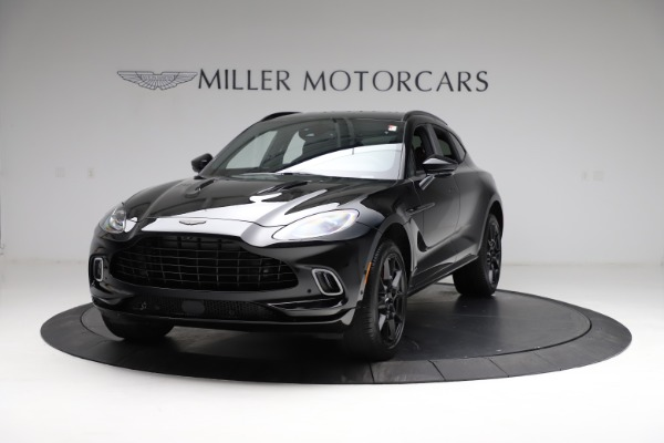 New 2021 Aston Martin DBX for sale $206,286 at Alfa Romeo of Greenwich in Greenwich CT 06830 12