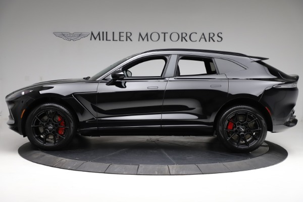 New 2021 Aston Martin DBX for sale $206,286 at Alfa Romeo of Greenwich in Greenwich CT 06830 2