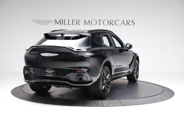 New 2021 Aston Martin DBX for sale $206,286 at Alfa Romeo of Greenwich in Greenwich CT 06830 6