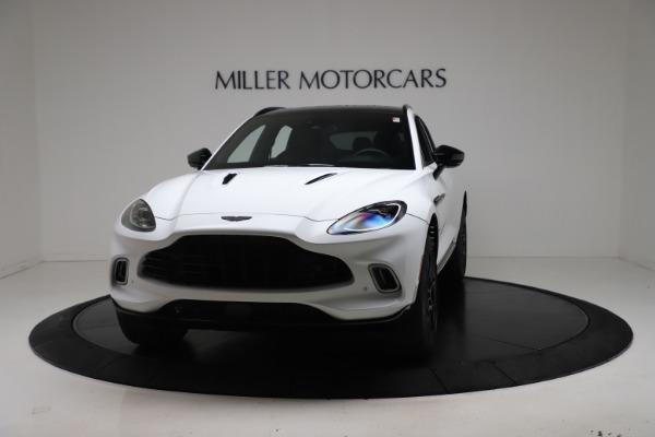 New 2021 Aston Martin DBX for sale $206,286 at Alfa Romeo of Greenwich in Greenwich CT 06830 11