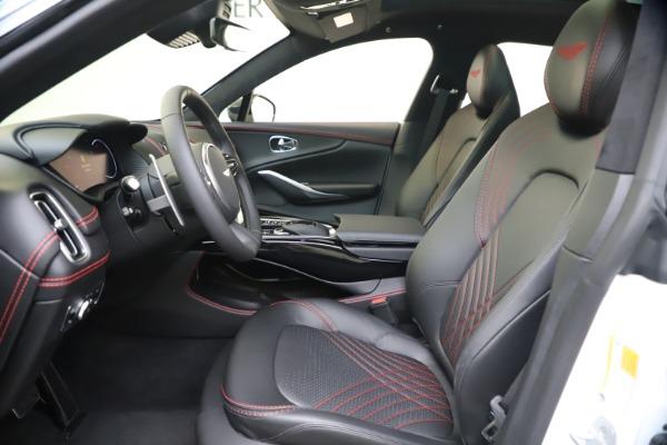 New 2021 Aston Martin DBX for sale $206,286 at Alfa Romeo of Greenwich in Greenwich CT 06830 12