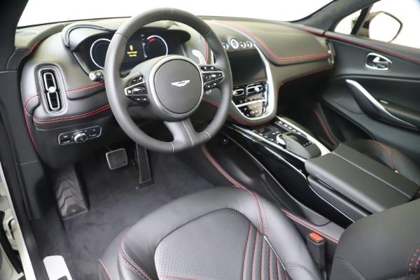 New 2021 Aston Martin DBX for sale $206,286 at Alfa Romeo of Greenwich in Greenwich CT 06830 13