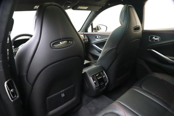 New 2021 Aston Martin DBX for sale $206,286 at Alfa Romeo of Greenwich in Greenwich CT 06830 17