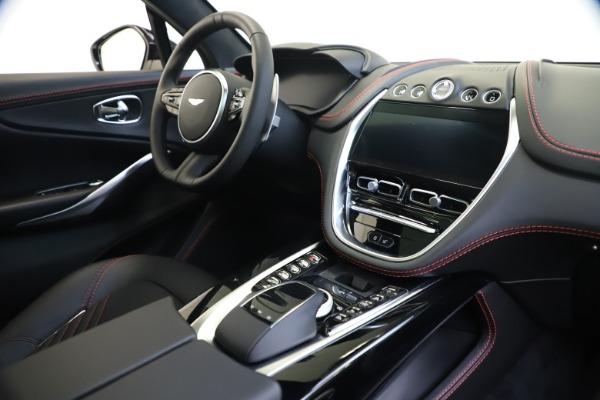New 2021 Aston Martin DBX for sale $206,286 at Alfa Romeo of Greenwich in Greenwich CT 06830 19