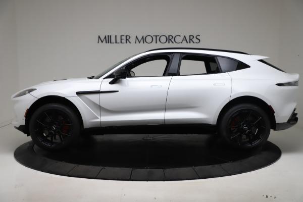 New 2021 Aston Martin DBX for sale $206,286 at Alfa Romeo of Greenwich in Greenwich CT 06830 2