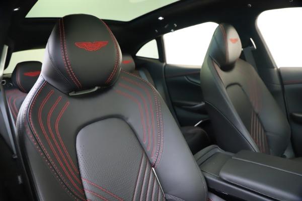 New 2021 Aston Martin DBX for sale $206,286 at Alfa Romeo of Greenwich in Greenwich CT 06830 20
