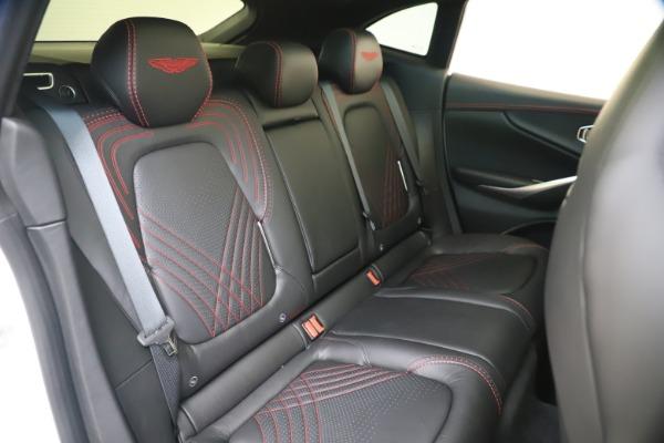 New 2021 Aston Martin DBX for sale $206,286 at Alfa Romeo of Greenwich in Greenwich CT 06830 21