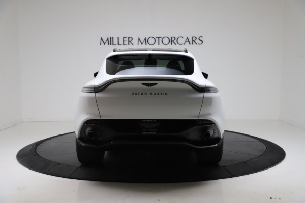New 2021 Aston Martin DBX for sale $206,286 at Alfa Romeo of Greenwich in Greenwich CT 06830 5