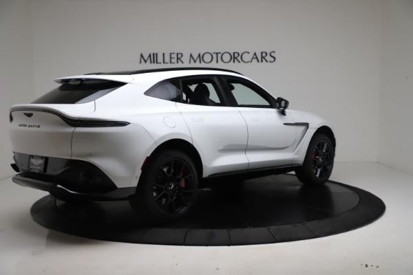 New 2021 Aston Martin DBX for sale $206,286 at Alfa Romeo of Greenwich in Greenwich CT 06830 6