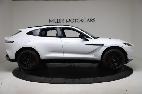 New 2021 Aston Martin DBX for sale $206,286 at Alfa Romeo of Greenwich in Greenwich CT 06830 7