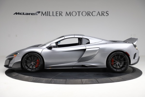 Used 2016 McLaren 675LT Spider for sale Call for price at Alfa Romeo of Greenwich in Greenwich CT 06830 15