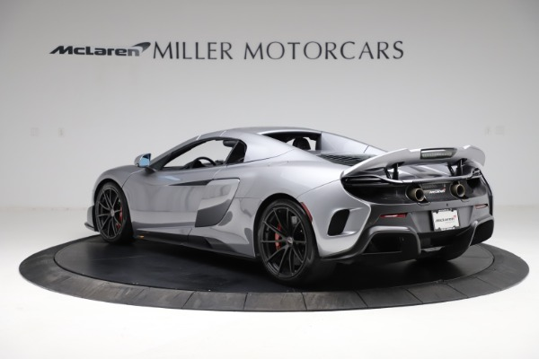 Used 2016 McLaren 675LT Spider for sale Call for price at Alfa Romeo of Greenwich in Greenwich CT 06830 16