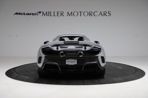 Used 2016 McLaren 675LT Spider for sale Call for price at Alfa Romeo of Greenwich in Greenwich CT 06830 17