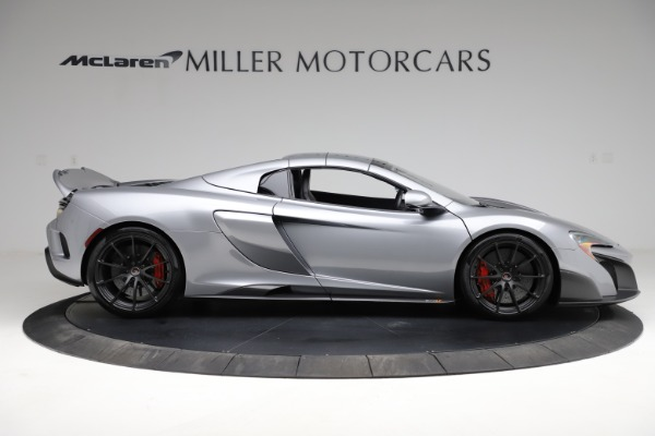Used 2016 McLaren 675LT Spider for sale Call for price at Alfa Romeo of Greenwich in Greenwich CT 06830 19