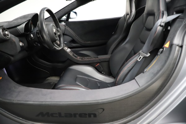 Used 2016 McLaren 675LT Spider for sale Call for price at Alfa Romeo of Greenwich in Greenwich CT 06830 23