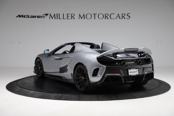 Used 2016 McLaren 675LT Spider for sale Call for price at Alfa Romeo of Greenwich in Greenwich CT 06830 4