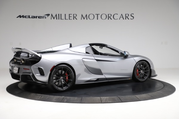 Used 2016 McLaren 675LT Spider for sale Call for price at Alfa Romeo of Greenwich in Greenwich CT 06830 7