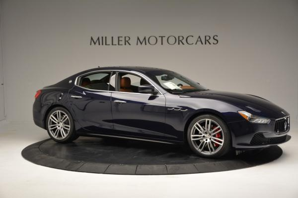 New 2016 Maserati Ghibli S Q4 for sale Sold at Alfa Romeo of Greenwich in Greenwich CT 06830 10