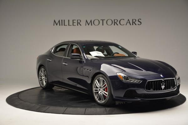 New 2016 Maserati Ghibli S Q4 for sale Sold at Alfa Romeo of Greenwich in Greenwich CT 06830 11