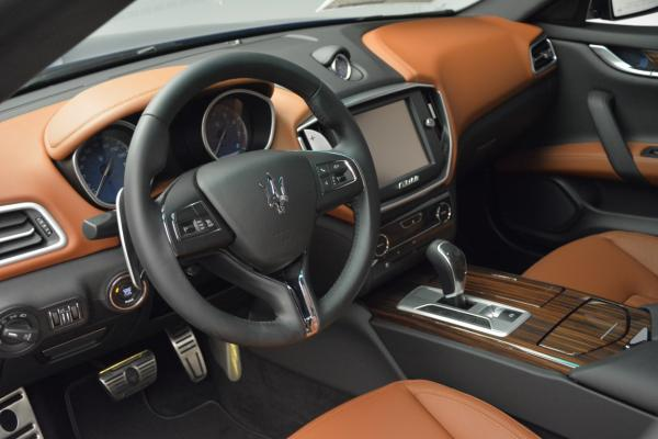 New 2016 Maserati Ghibli S Q4 for sale Sold at Alfa Romeo of Greenwich in Greenwich CT 06830 21