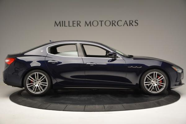 New 2016 Maserati Ghibli S Q4 for sale Sold at Alfa Romeo of Greenwich in Greenwich CT 06830 9
