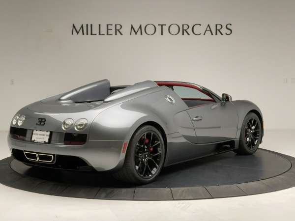 Used 2013 Bugatti Veyron 16.4 Grand Sport Vitesse for sale Call for price at Alfa Romeo of Greenwich in Greenwich CT 06830 10