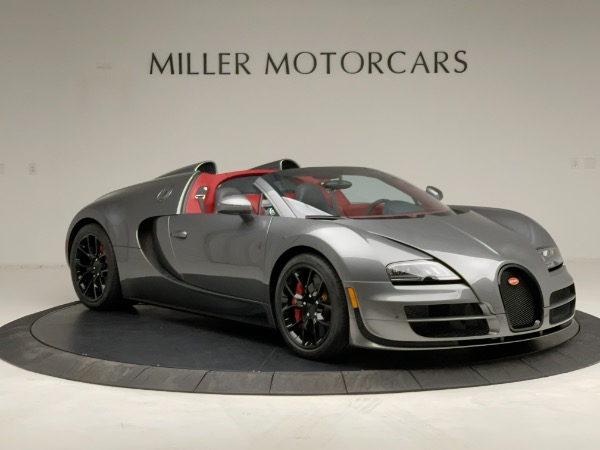 Used 2013 Bugatti Veyron 16.4 Grand Sport Vitesse for sale Call for price at Alfa Romeo of Greenwich in Greenwich CT 06830 11