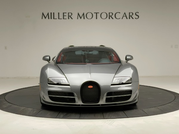 Used 2013 Bugatti Veyron 16.4 Grand Sport Vitesse for sale Call for price at Alfa Romeo of Greenwich in Greenwich CT 06830 12