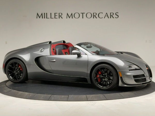Used 2013 Bugatti Veyron 16.4 Grand Sport Vitesse for sale Call for price at Alfa Romeo of Greenwich in Greenwich CT 06830 13