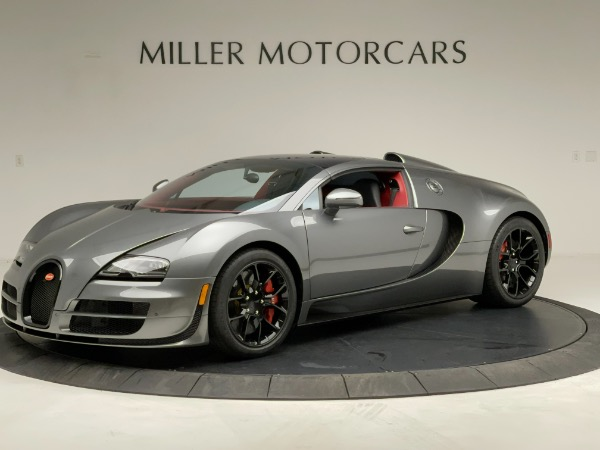 Used 2013 Bugatti Veyron 16.4 Grand Sport Vitesse for sale Call for price at Alfa Romeo of Greenwich in Greenwich CT 06830 14