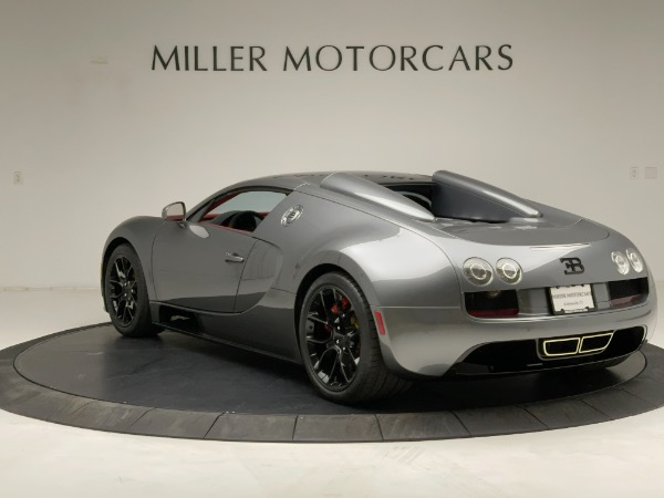 Used 2013 Bugatti Veyron 16.4 Grand Sport Vitesse for sale Call for price at Alfa Romeo of Greenwich in Greenwich CT 06830 15