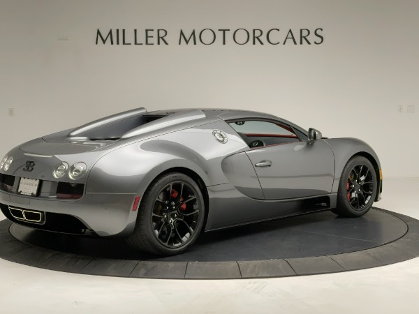 Used 2013 Bugatti Veyron 16.4 Grand Sport Vitesse for sale Call for price at Alfa Romeo of Greenwich in Greenwich CT 06830 16