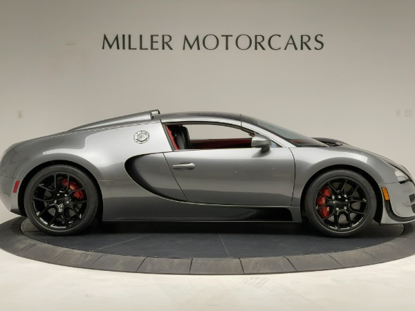 Used 2013 Bugatti Veyron 16.4 Grand Sport Vitesse for sale Call for price at Alfa Romeo of Greenwich in Greenwich CT 06830 18