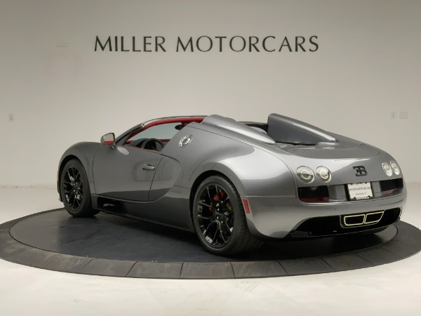Used 2013 Bugatti Veyron 16.4 Grand Sport Vitesse for sale Call for price at Alfa Romeo of Greenwich in Greenwich CT 06830 5