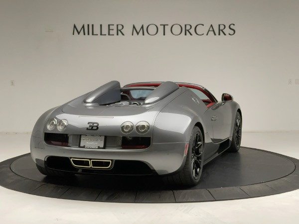 Used 2013 Bugatti Veyron 16.4 Grand Sport Vitesse for sale Call for price at Alfa Romeo of Greenwich in Greenwich CT 06830 7