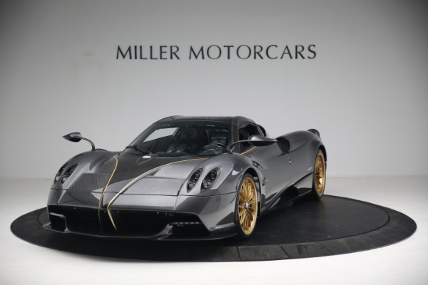 Used 2017 Pagani Huayra Roadster for sale Call for price at Alfa Romeo of Greenwich in Greenwich CT 06830 13