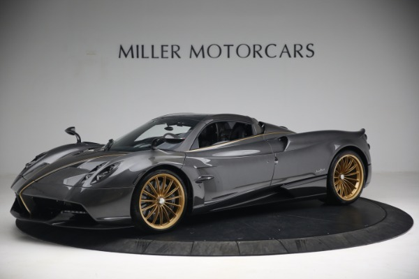 Used 2017 Pagani Huayra Roadster for sale Call for price at Alfa Romeo of Greenwich in Greenwich CT 06830 14