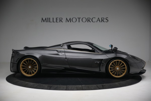 Used 2017 Pagani Huayra Roadster for sale Call for price at Alfa Romeo of Greenwich in Greenwich CT 06830 15