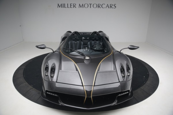 Used 2017 Pagani Huayra Roadster for sale Call for price at Alfa Romeo of Greenwich in Greenwich CT 06830 20