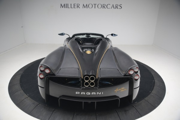 Used 2017 Pagani Huayra Roadster for sale Call for price at Alfa Romeo of Greenwich in Greenwich CT 06830 21
