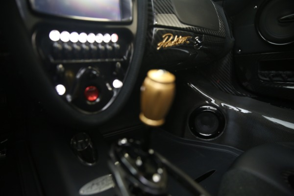 Used 2017 Pagani Huayra Roadster for sale Call for price at Alfa Romeo of Greenwich in Greenwich CT 06830 28