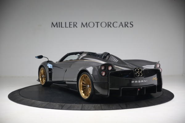 Used 2017 Pagani Huayra Roadster for sale Call for price at Alfa Romeo of Greenwich in Greenwich CT 06830 5