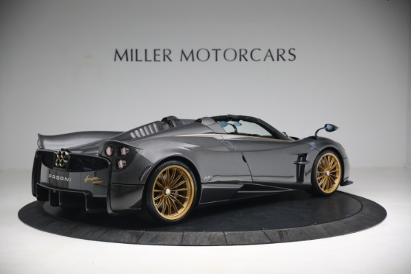 Used 2017 Pagani Huayra Roadster for sale Call for price at Alfa Romeo of Greenwich in Greenwich CT 06830 8
