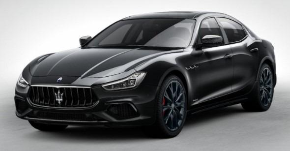 New 2021 Maserati Ghibli S Q4 GranSport for sale Sold at Alfa Romeo of Greenwich in Greenwich CT 06830 1