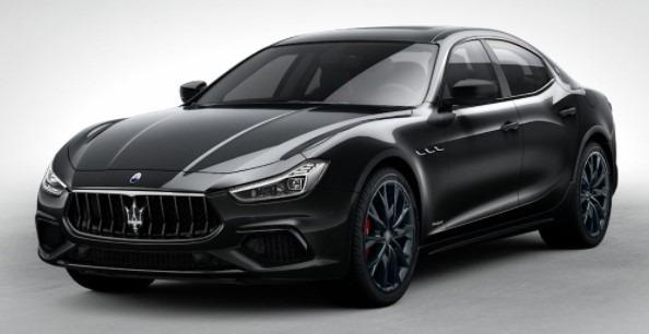 New 2021 Maserati Ghibli S Q4 GranSport for sale $97,985 at Alfa Romeo of Greenwich in Greenwich CT 06830 1