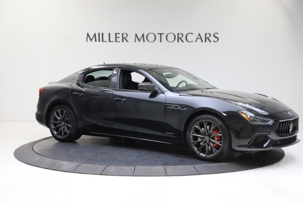 New 2021 Maserati Ghibli S Q4 GranSport for sale $100,285 at Alfa Romeo of Greenwich in Greenwich CT 06830 11
