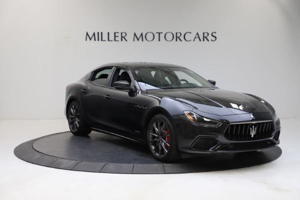 New 2021 Maserati Ghibli S Q4 GranSport for sale $100,285 at Alfa Romeo of Greenwich in Greenwich CT 06830 12